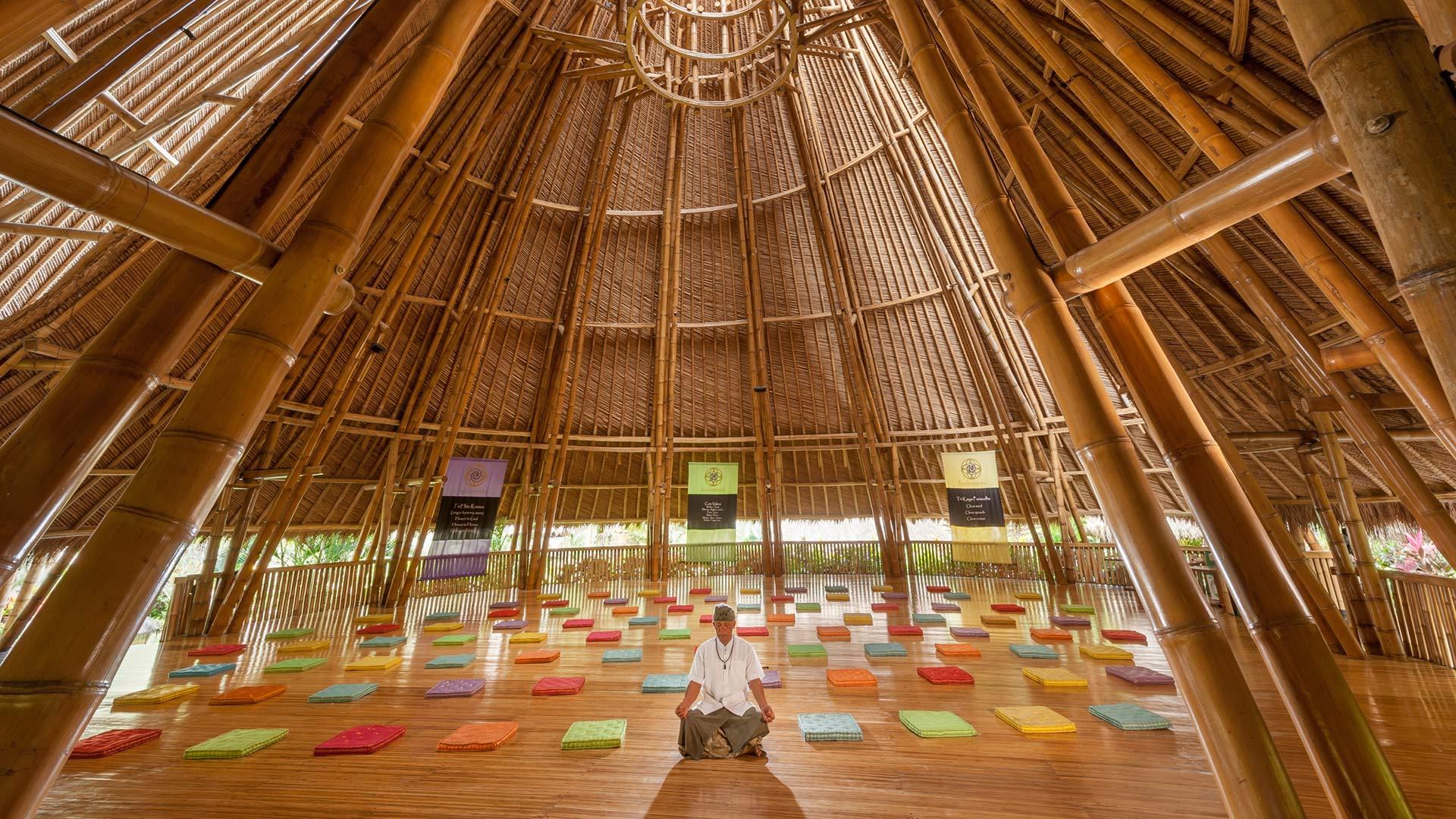 Fivelements wellness retreat in Bali