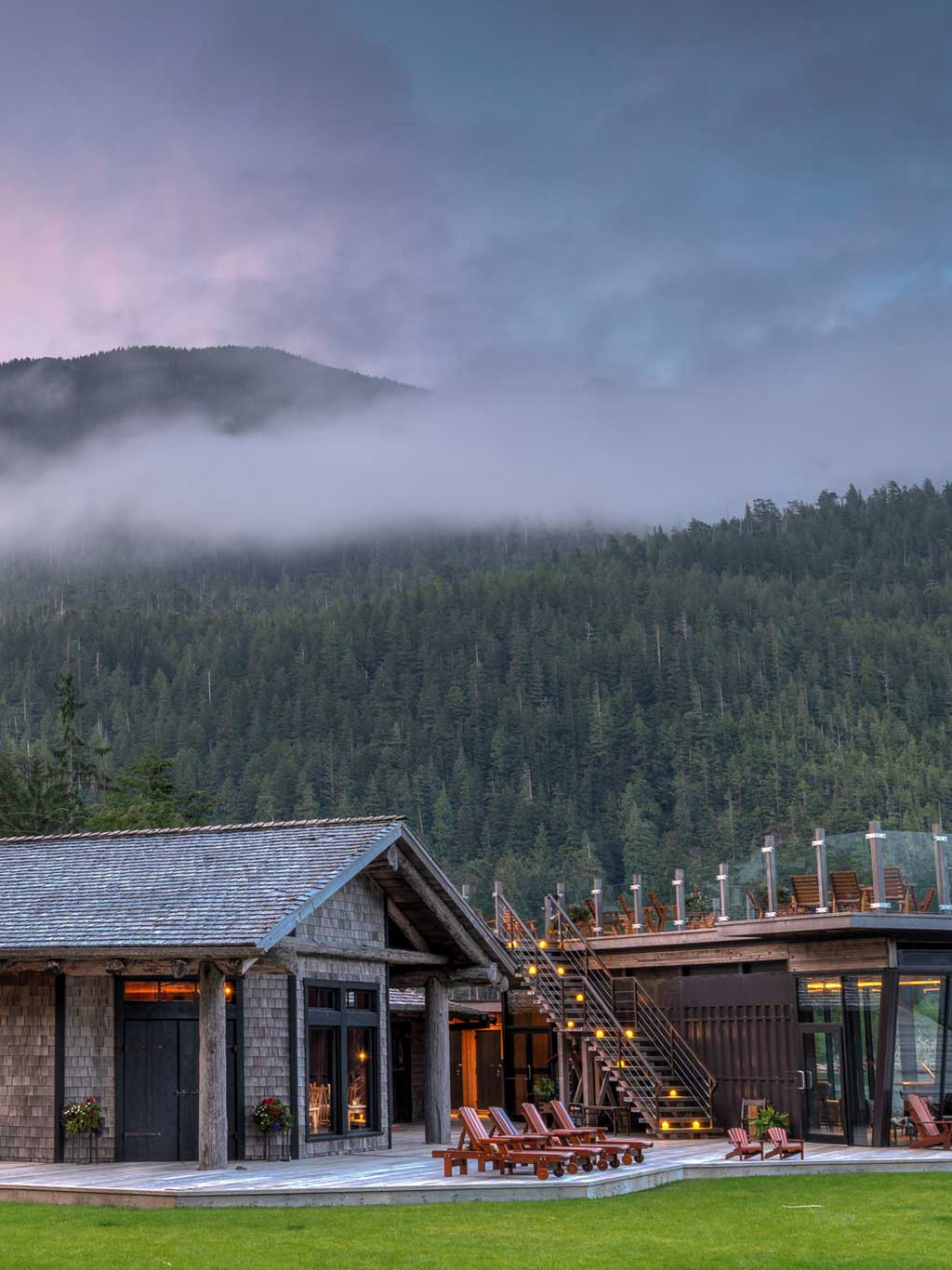 Clayoquot Wilderness Lodge